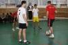 Урок физкультуры от ФК Химки в школе №1